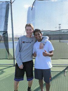 2020 Men's Tennis