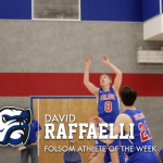 2019-20 Folsom HS David Raffaelli(Volleyball) Athlete of the Week