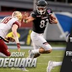 Folsom HS Alumni, Josiah Deguara, Prepares for the 2020 NFL Draft