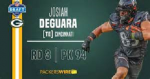 Congratulations to Folsom HS Alumni, Josiah Deguara, Drafted by the NFL Packers