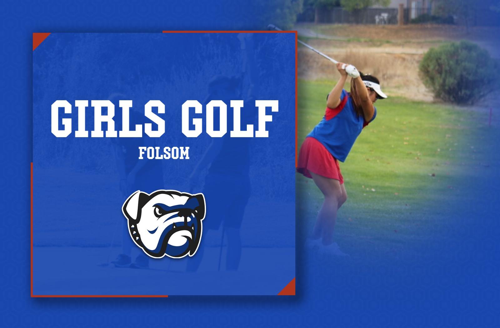 2020-21 Folsom HS Girls JV Golf  Tees Off for the Start of the Season