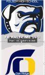 2020-21 Folsom Varsity Football vs Oak Ridge Halftime