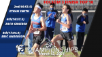20-21 Folsom HS Varsity Boys XC Runners Finish in Top 10 in the SFL Championships