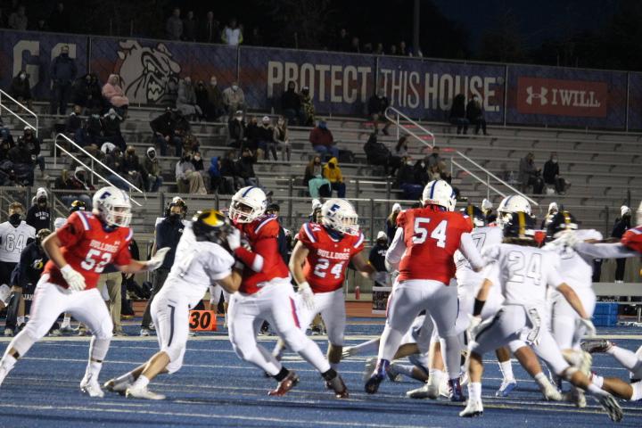 2020-21 Folsom Varsity Football Photo Gallery 1 vs Oak Ridge