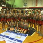 Dance Team Earns 1st in Jazz and Pom in the UDA Competition