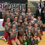 Dance Team Earns 1st Place Pom & Grand Champs