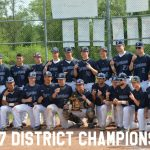 Stevenson Baseball is District Champs