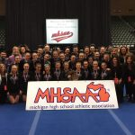 Stevenson Cheer Team Wins State Title