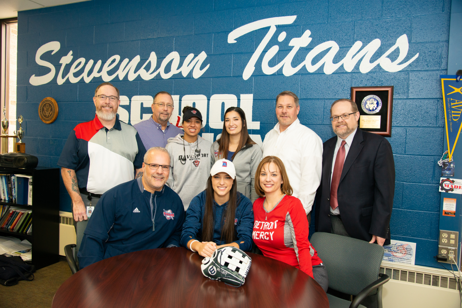 Titan Signing Day 2018!!!