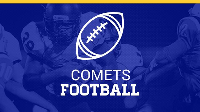 Blackout the Stadium Tonight as the Comets Host Norton