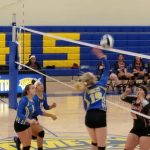 Volleyball Makes Quick Work of Field