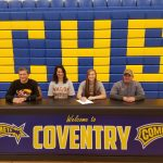 Anna Kimevski Signs Letter of Intent to Play Softball at Walsh University