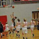 Girls Basketball Falls To Norwayne