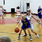 MS Girls Basketball Splits vs. Field