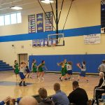 MS Girls Basketball Sweeps Mogadore