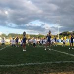 Cheerleaders to Host Winter Mini Comet Cheer Camp