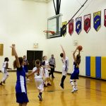 7th Grade Girls Basketball Defeats Streetsboro; 8th Grade Falls