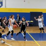 7th Grade Girls Suffer First Loss to Manchester; 8th Grade Falls