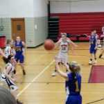 MS Girls Basketball Falls to Norton