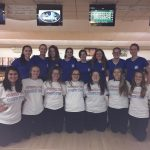 Bowling Teams Split vs. Springfield on Senior Night; Spartans Show Support for Coventry Community