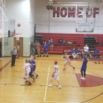 7th Grade Boys Basketball Defeats Norton