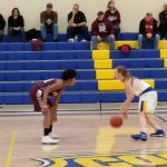 Girls Basketball Wins Big Over Woodridge