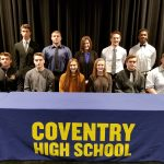 Eight Comet Football Players Sign National Letters of Intent