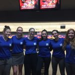 Girls Bowling Qualifies To District Tournament