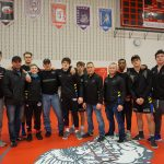 7 Wrestlers Qualify to District Tournament
