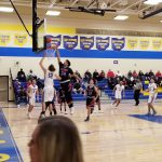 Boys Basketball Defeats Alliance in Opening Round of OHSAA Tournament