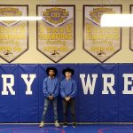Wrestlers Joe Wright and Miles Knuckles Set to Compete at State Tournament