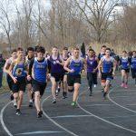Girls Track Defeats Barberton; Boys Fall