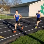Girls and Boys Track Teams Both Defeat Mogadore