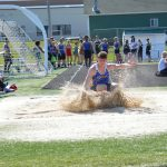 Boys Track Splits vs. Cloverleaf and Field; Girls Fall to Both