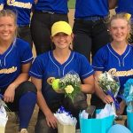 Stacey Arnold Hits Walk Off Grand Slam to Lead Softball Team to Victory Over Woodridge on Senior Night