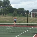 Girls Tennis Sweeps Southeast