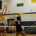 MS Volleyball Teams Defeat Streetsboro