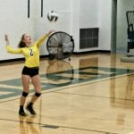 Volleyball Opens Season With Straight Set Win Over Cloverleaf