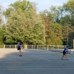 Girls Tennis Blanks Field