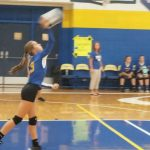 MS Volleyball Sweeps Field
