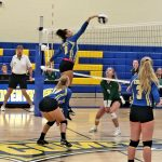 Volleyball Falls to St. V's