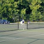Girls Tennis Sweeps Crestwood