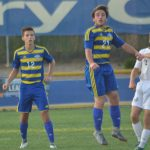 Lazoran's Hat Trick Leads Boys Soccer Team to Win Over Cloverleaf