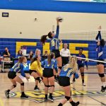 Volleyball Defeats Ravenna in Straight Sets