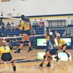 Volleyball Defeats Streetsboro