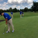 Golf Team Stays Undefeated in Win Over Woodridge
