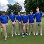 Golf Team Stays Undefeated in Defeat of Cloverleaf