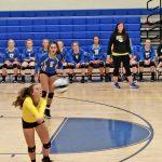 Volleyball Wins Over Woodridge