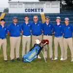Golf Team Shoots Another Season Low On Way to Defeating Cloverleaf