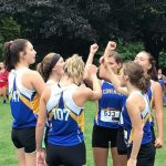 Cross Country Teams Participate at PTC SuperDuals